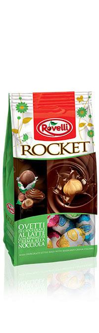 Ovetti Rocket - Busta Autoportante da 160g