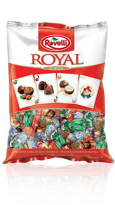 Praline Royal Sacchetto (4 Gusti) da 900g