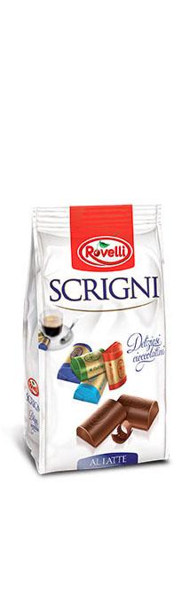 Scrigni - Autoportante al Latte da 130g