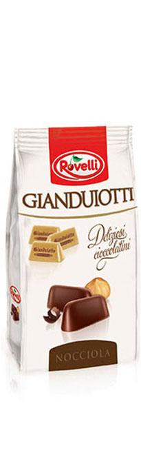 Premium Gianduiotti - Busta Autoportante da 110g