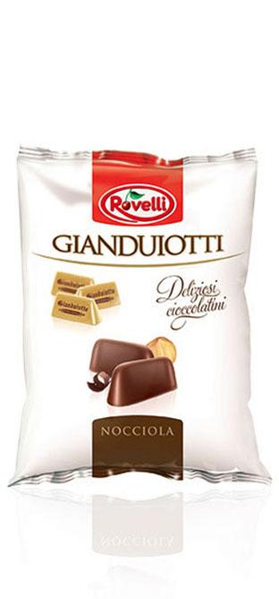Premium Gianduiotti - Busta da 200g