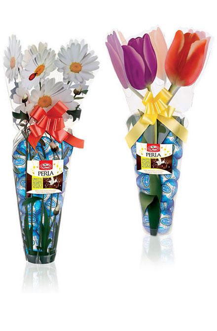 Ovetto Perla Bianca - Dolci Bouquet da 138g