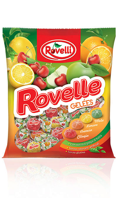 ROVELLE gelées - Sacchetto da 1000g